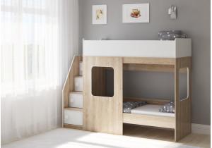 <span>Двухъярусная кровать</span> Легенда D604.3